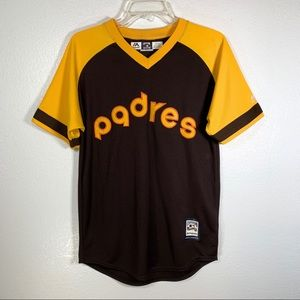 San Diego PADRES youth jersey size large